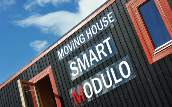 移動式木造住宅|スマートモデューロ